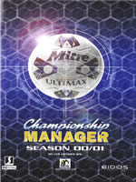 Hra pre PC Championship Manager 00/01