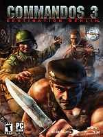 Hra pre PC Commandos 3: Destination Berlin