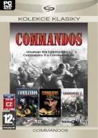 Hra pre PC Commandos Antologie