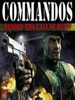 Hra pre PC Commandos: Beyond The Call of Duty