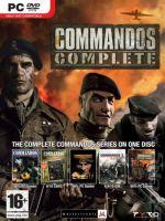 Hra pre PC Commandos Complete