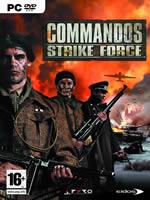 Hra pre PC Commandos Strike Force EN