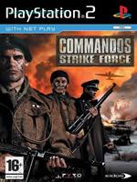 Hra pre Playstation 2 Commandos Strike Force