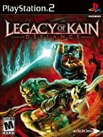 Hra pre Playstation 2 Legacy of Kain Defiance
