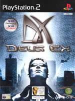 Hra pre Playstation 2 Deus Ex