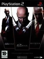 Hra pre Playstation 2 Hitman - Triple Pack