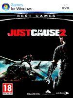 Hra pre PC Just Cause 2 EN