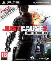 Hra pre Playstation 3 Just Cause 2 (Limitovaná edícia)