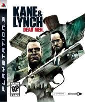 Hra pre Playstation 3 Kane & Lynch: Dead Men