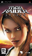 Hra pre PSP Tomb Raider: Legend