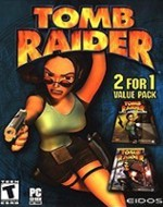 Hra pre PC Tomb Raider 4: Last Revelation + Tomb Raider 5: Chronicles
