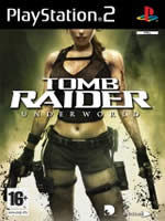 Hra pre Playstation 2 Tomb Raider: Underworld