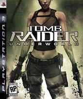 Hra pre Playstation 3 Tomb Raider: Underworld