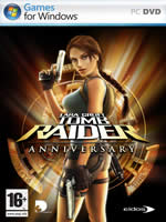 Hra pre PC Tomb Raider: Anniversary CZ