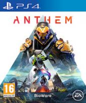 Anthem (PS4) + DLC