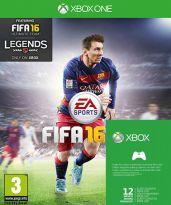 hra pre Xbox One Akčný balík Xbox Live Gold 12 mesiacov + FIFA 16 (XONE)