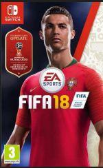 hra pre Nintendo Switch FIFA 18