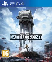 hra pre Playstation 4 Star Wars: Battlefront