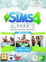 Hra pre PC The Sims 4: Sada