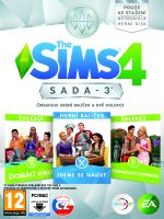 The Sims 4: Sada 3 (PC)