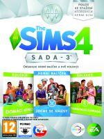 Hra pre PC The Sims 4: Sada 3