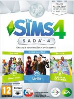 Hra pre PC The Sims 4: Sada 4