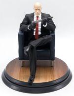 Figúrka Hitman - Agent 47 Chessmaster (26 cm)