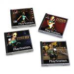 Podtácky Tomb Raider - PS1