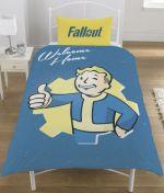 Obliečky Fallout - Vault Boy (HRY)