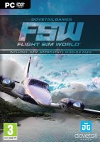 Hra pro PC Flight Sim World
