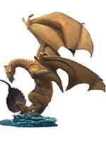 Beowulf: Dragon - fig�rka