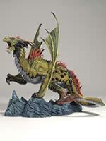 Dragon Series 7: Fire Dragon - figurka