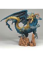 Dragon Series 7: Warrior Dragon - figúrka
