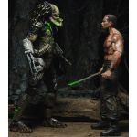 Fig�rka (NECA) Predators: Final Battle - Predator vs Dutch