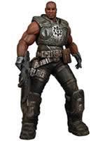 Gears of War: Augustus Cole - figúrka