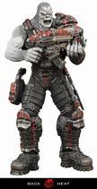 Gears of War: Locust Drone - figúrka
