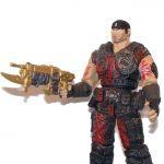 figurka (NECA) Gears of War 3: Marcus (Bloody Variant)