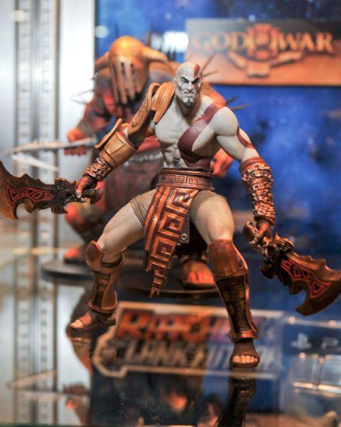 Figurka God War Kratos Dua Mecmi Gameexpres Sk