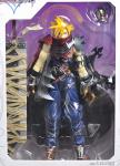 Kingdom Hearts Cloud Strife Volume 2 Number 6