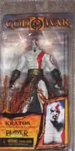 God of War: Kratos s ohnivými mečmi - figúrka