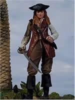 Piráti z Karibiku 2: Elizabeth Swann - Figúrka