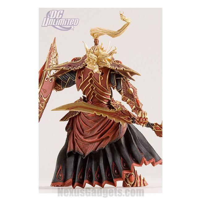 World Warcraft Series Tiga Figurka Quinthalan Sunfire Hracka Gameexpres Cz