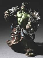World of Warcraft - figúrka - Rehgar Earthfury