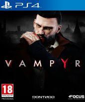 hra pro Playstation 4 Vampyr