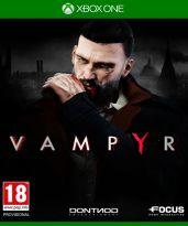 hra pre Xbox One Vampyr