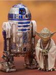 Figurka Star Wars - R2-D2 + Yoda ArtFX