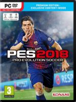 Hra pro PC Pro Evolution Soccer 2018 (Premium Edition)