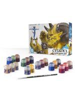 Stolní hra Citadel Layer Paint Set (20 barev a štětec)