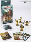 Desková hra Warhammer Underworlds: Shadespire - Ironskulls Boyz (rozšíření)