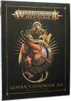 Kniha Warhammer Age of Sigmar - Generals Handbook 2018